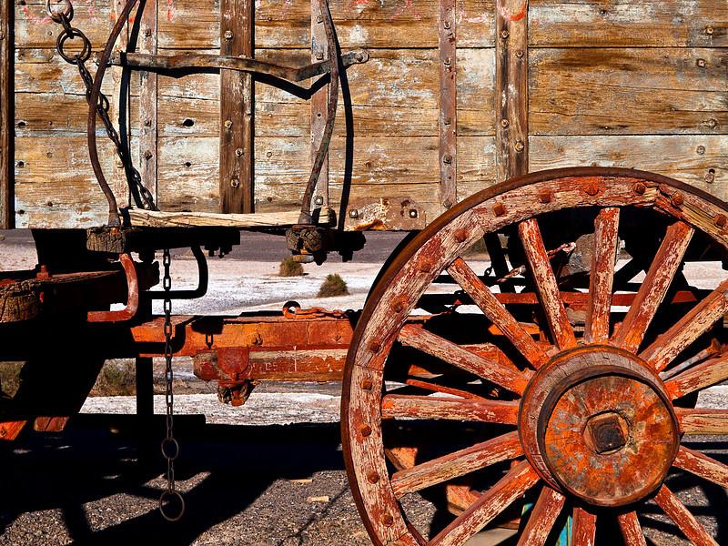<em>Twenty Mule Wagon</em> Copyright 2009 Ken Walsh
