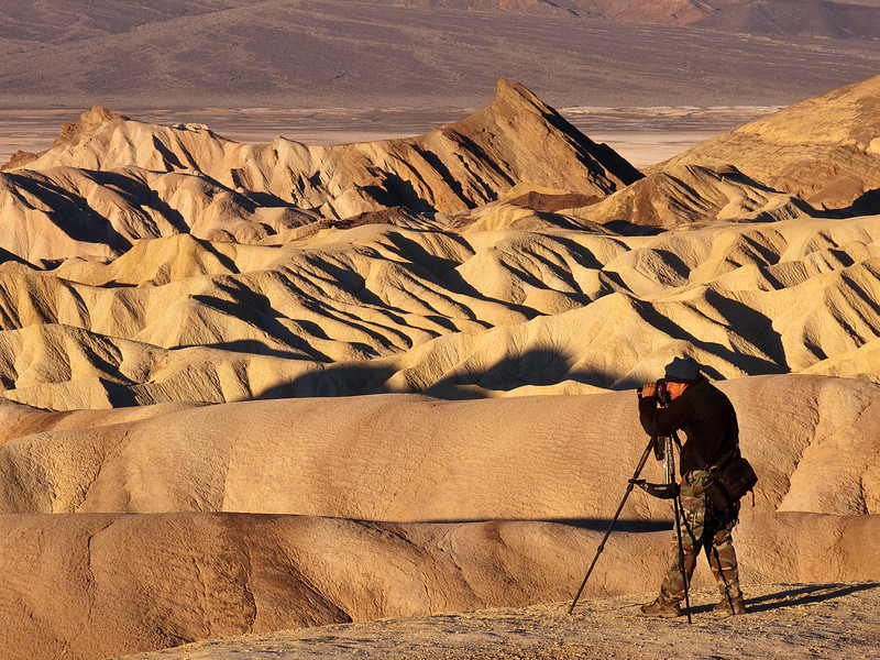 <em>Capturing Zabriske</em> Copyright 2009 Ken Walsh