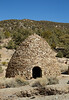 One of the charcoal kilns. Light coming through some of the vents on the back wall can be seen through the door. Each beehive-shaped kiln is about 25 feet high. (3/19/2013, Charcoal Kilns, Wildrose Canyon, Death Valley NP)<br /> EF24-105mm f/4L IS USM @ 60mm f/8 1/200s ISO100