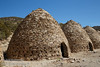 Several of the charcoal kilns. Each beehive-shaped kiln is about 25 feet high. (3/19/2013, Charcoal Kilns, Wildrose Canyon, Death Valley NP)<br /> EF24-105mm f/4L IS USM @ 40mm f/8 1/200s ISO100