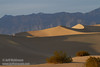 Photographers on a ridge observe the late sun on the largest of the Mesquite Flat Sand Dunes, with the Grapevine Mountains of the Amargosa Range in the background. (3/19/2013, Mesquite Flat Sand Dunes, Death Valley NP)<br /> EF100-400mm f/4.5-5.6L IS USM @ 100mm f/8 1/640s ISO400