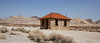 Ironically one of the best preserved (restored?) buildings in Rhyolite is identified as the brothel. (3/22/2013, Rhyolite (ghost town), Death Valley trip)<br /> EF24-105mm f/4L IS USM @ 32mm f/11 1/320s ISO200