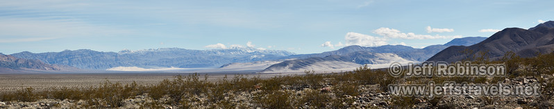 (3/8/2016, drive to Eureka Dunes, Death Valley trip)<br /> EF24-105mm f/4L IS USM @ 98mm f/8 1/400s ISO100