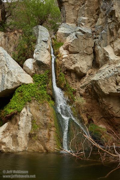 """Main"" Darwin Falls (3/11/2016, Death Valley trip)<br /> EF24-105mm f/4L IS USM @ 35mm f/5.6 1/80s ISO200"