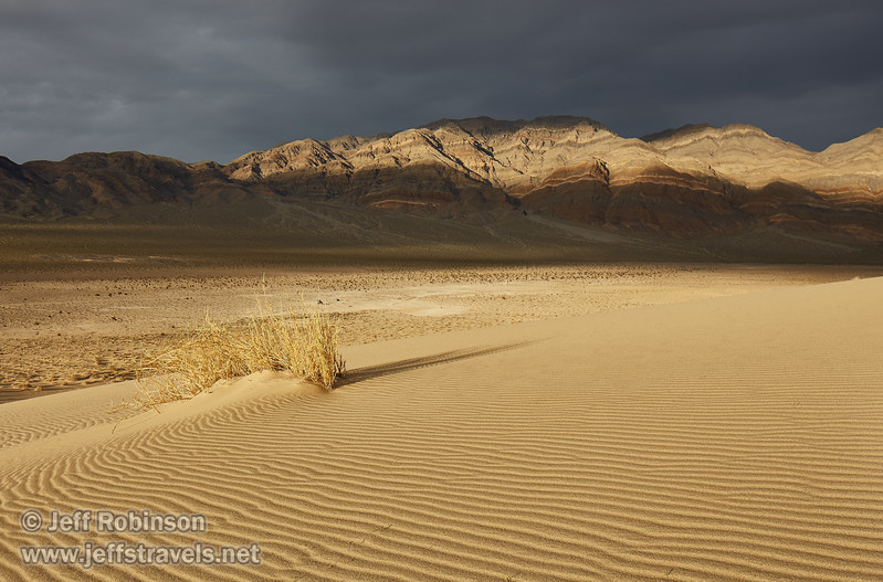 (3/8/2016, Eureka Dunes, Death Valley trip)<br /> TS-E24mm f/3.5L II @ 24mm f/11 1/200s ISO320