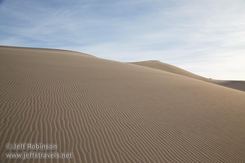 (3/10/2016, Eureka Dunes, Death Valley trip)<br /> EF24-105mm f/4L IS USM @ 28mm f/11 1/400s ISO400
