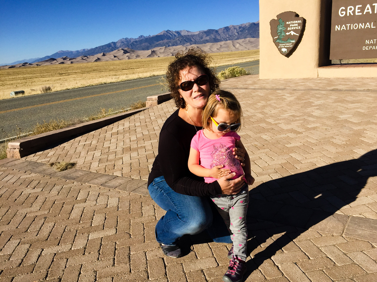 Evan, Celia and I went to Mesa Verde for Evan's fall break. Unfortunately Jason had to work. <br /> Celia was 2 years and 2 months old<br /> Evan was 6 years and 4 months old<br /> Colorado