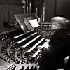 <em>The Organist</em> Daniel Roth plays the organ at St. Sulpice Copyright 2011 Ken Walsh