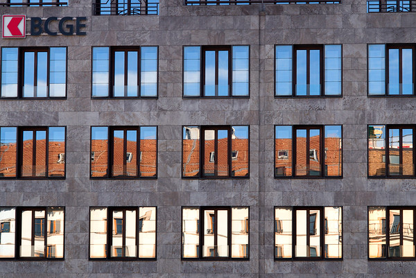 Architecture & Reflets