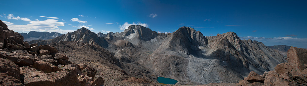 Mt. Darwin Panoramic