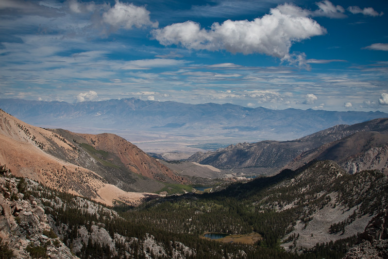 Grass Lake and the Owens Valley