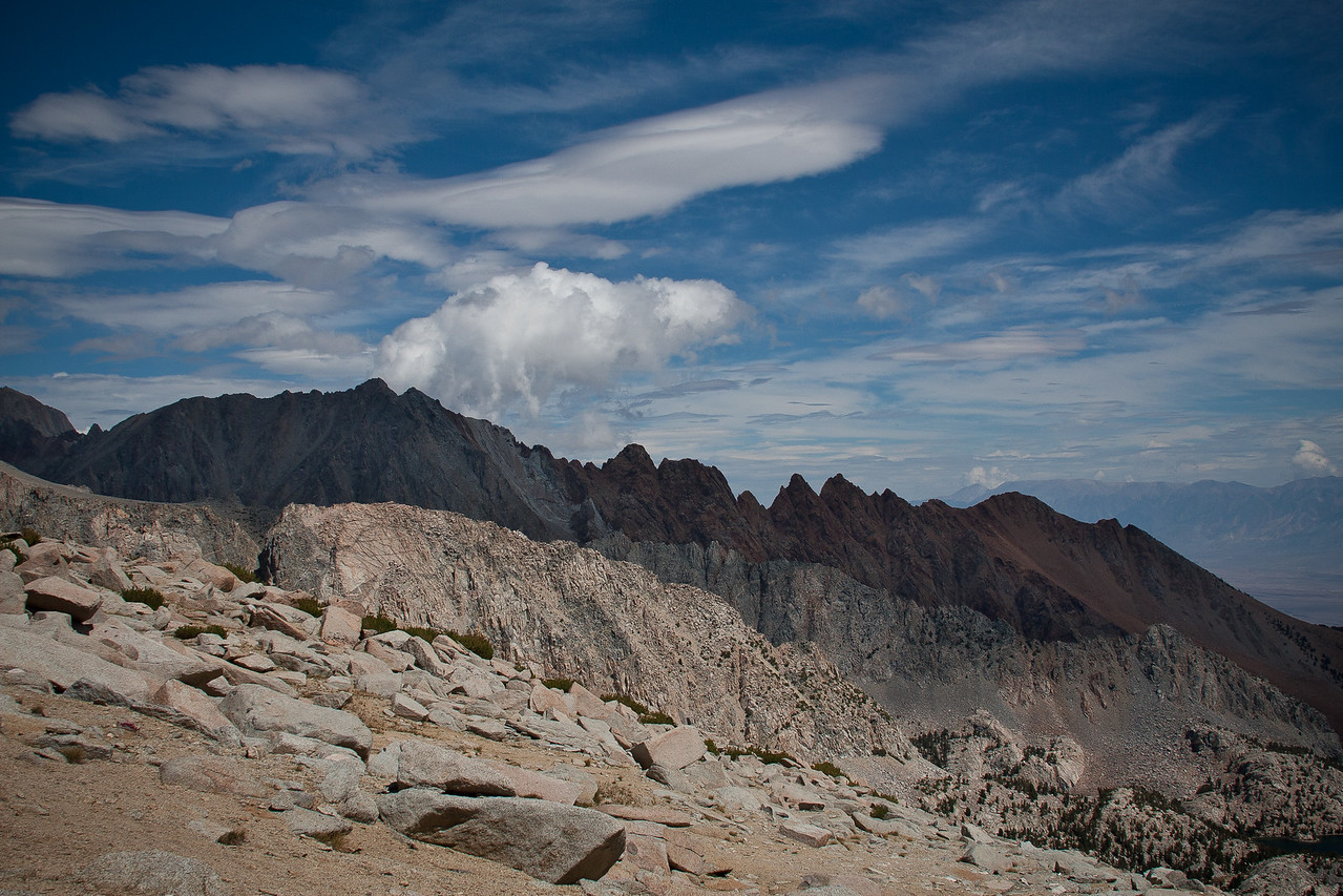 Sierra Strata, Inyo National Forest