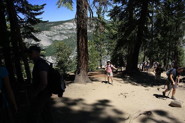 Family Trip Yosemite 2010