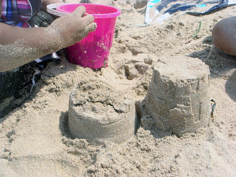 Sand towers~