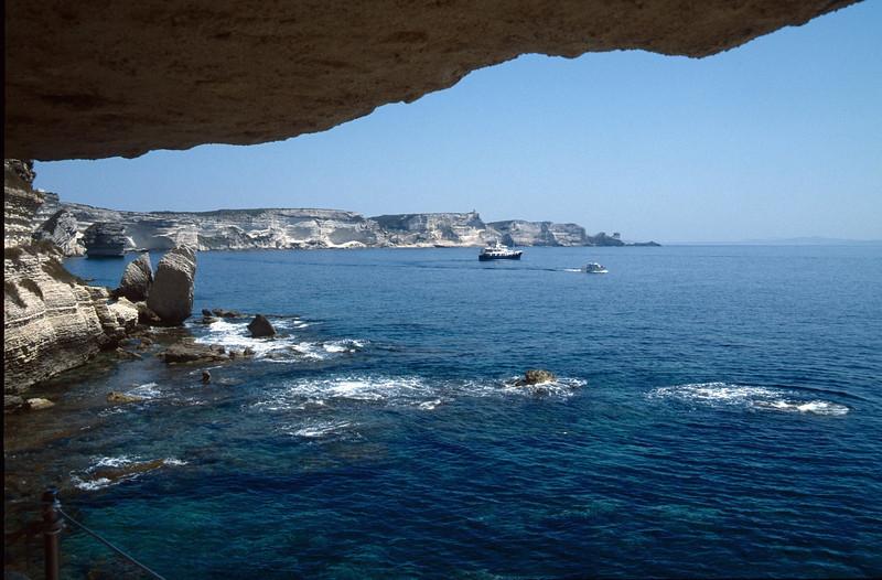 South coast of Corsica