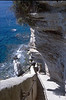 stairs/steps of Bonifacio