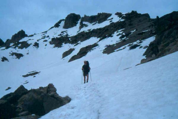 Much snow (Corsica)