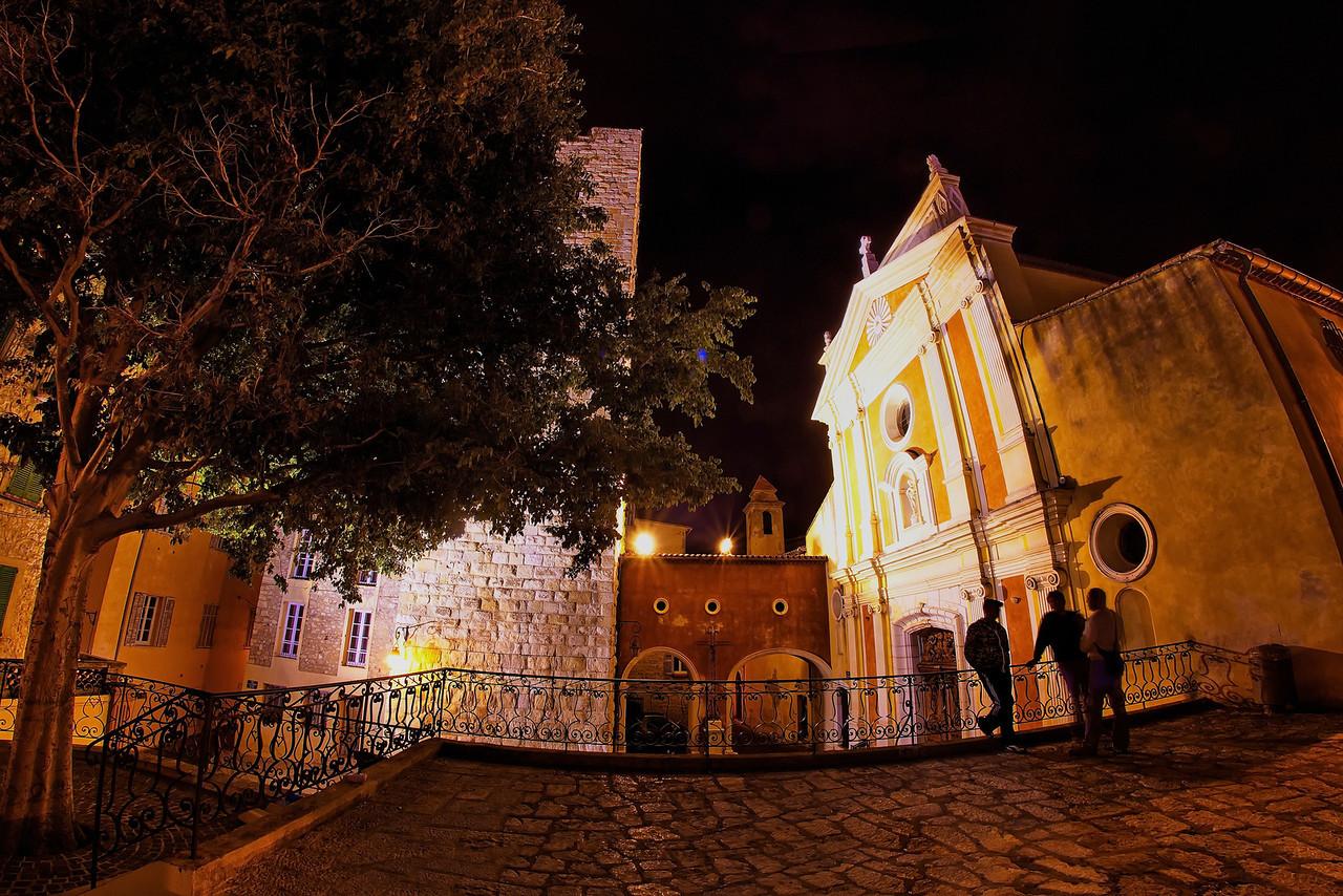 La Cathédrale d'Antibes