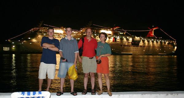 Graduation & Cruise 2004