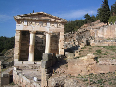 Greece, Central, 2005