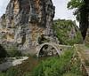 Old stone bridge, Monodendri-Kipi