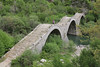 3 arched bridge at Kipi, 30km N of Ioannina