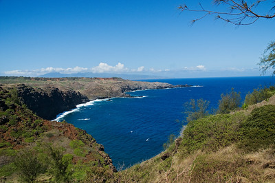 Coastline - Maui, HI