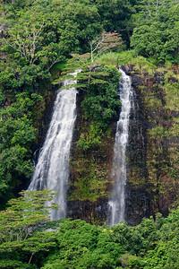 Opaekaa Falls - Kauai, HI