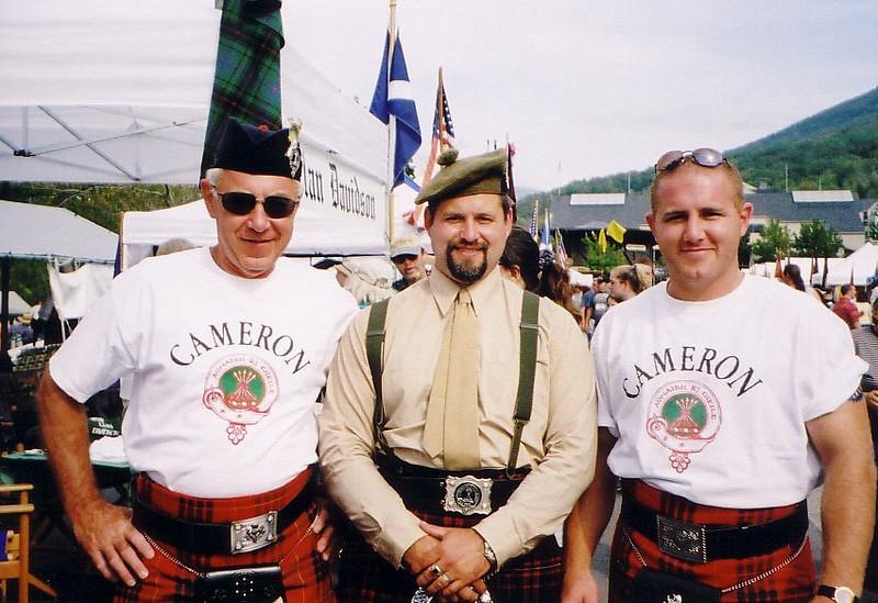 Highland Clan Cameron
