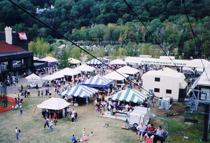 Highland Games Tents