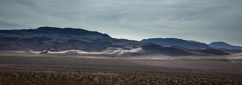 Eureka Valley, Death Valley NP