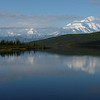 "Denali is the native name for Mt. McKinley, translated as the ""High One"" or the ""Great One."""