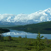 Panorama - Denali and Wonder Lake