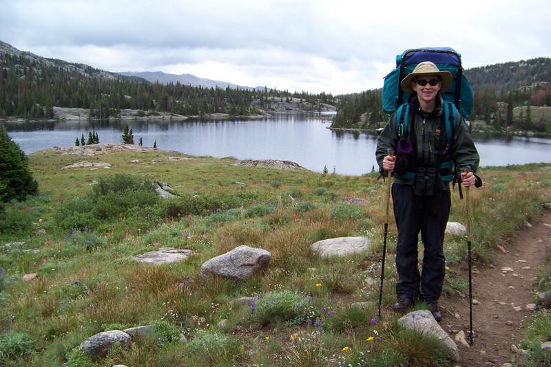We bid a fond farewell to Lake Helen.