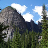 Big Beehive from the trail to Little Beehive