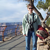 Patti at Hopi Point