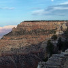 The moon from Mather Point