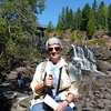 The next stop on our drive was Gooseberry Falls State Park, where we took a short hike to the waterfall.