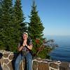 Jeane and Lake Superior