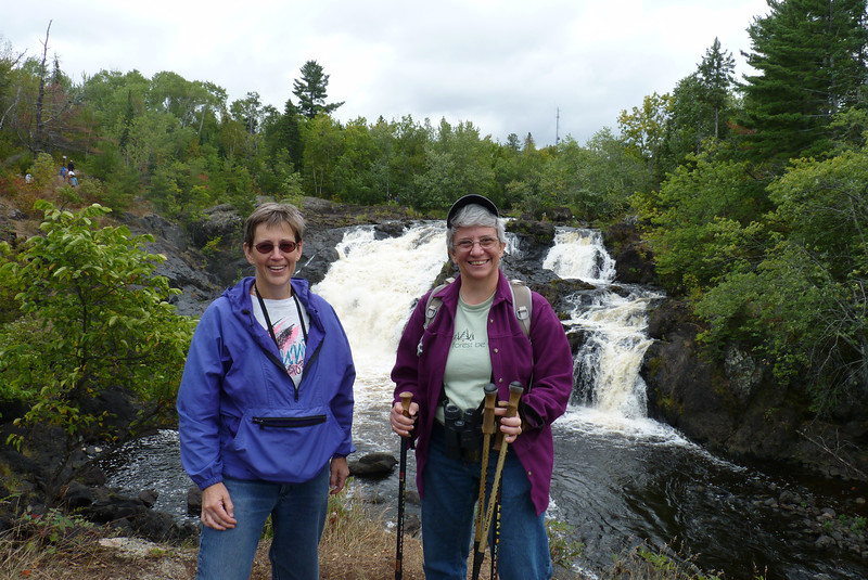 In her role as a forest ranger she helped set the rules for how much water the power company upstream could take and still maintain scenic and environmental value.
