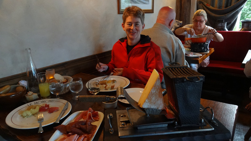 In raclette we trust! :-)