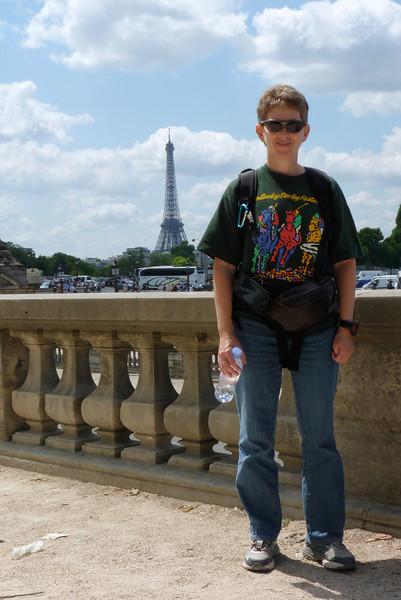 Ah, the Eiffel Tower!