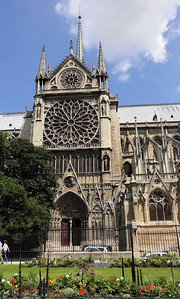 One of our favorite views of the cathedral
