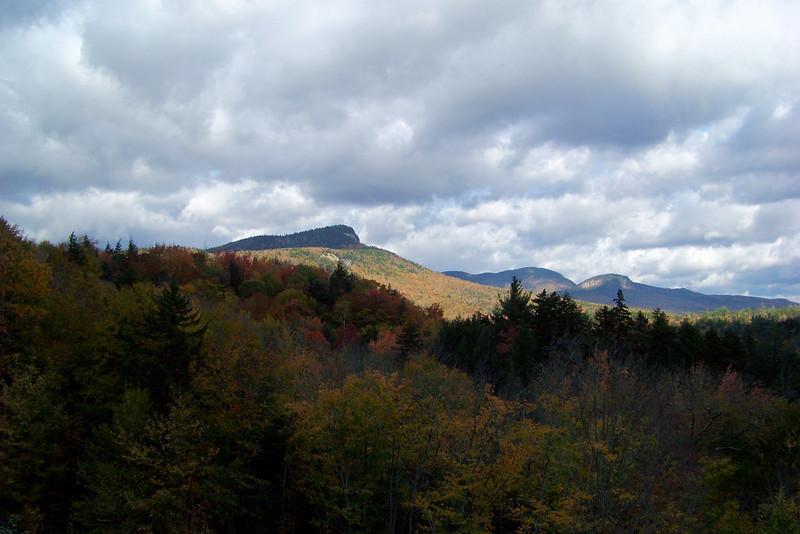 Scene from the Kancamangus Highway, New Hampshire