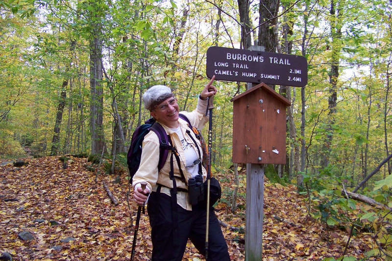 We will hike the Burrows Trail to the summit of Camel's Hump, which is Vermont's third-highest mountain.