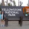 Having finished our too-short time in the Tetons, we head up to Yellowstone...