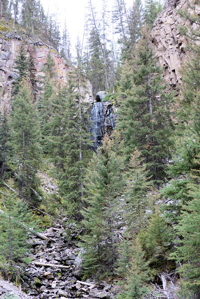 Lost Creek Falls -- understated, but pretty.