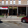 Day 1 - Saturday, June 7th, 2003<br /> We stayed at the Irma Hotel, which is Buffalo Bill's original hotel in Cody, Wyoming.