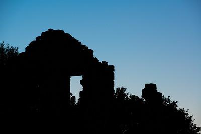 Sunset Farmstead Ruines