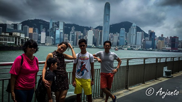 Hong Kong & Macau - June 2016